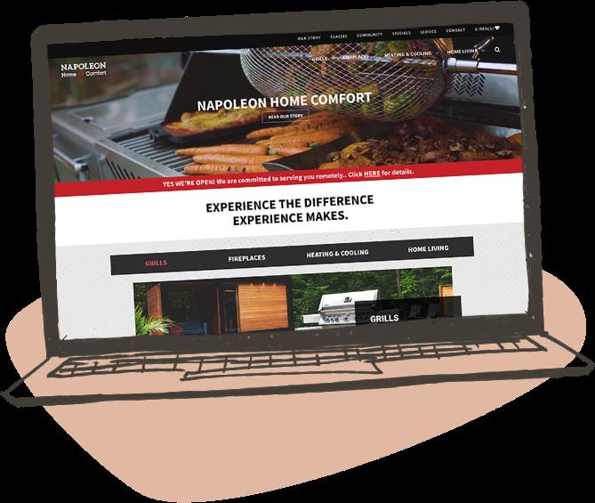 Services_Web_NapoleonCase