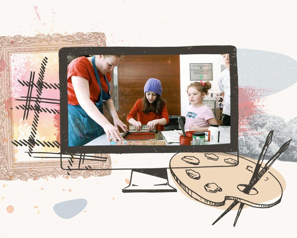 Maclaren Art Centre Case Study Mock